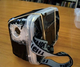 Sweep Cam (aka Head Mounted Camera)