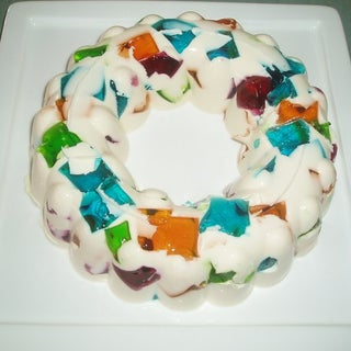 Stained Glass Jello