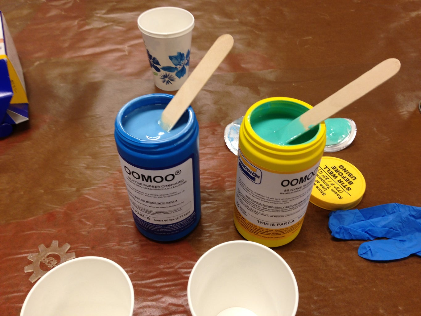 Molding: Mixing Your Silicone (Part 3)