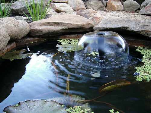 How To Build A Fish Pond Or Garden Pond 6 Steps With Pictures Instructables