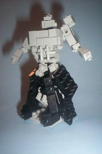 Lego Transformers G1 Megatron