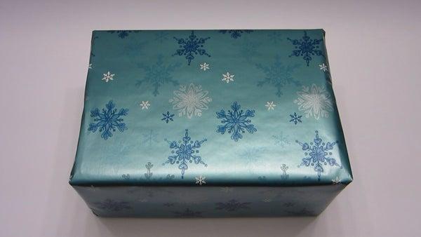 Christmas Present Shake Prank