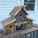Father/Son Birdhouse Project