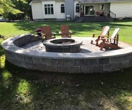 My Backyard Fire Pit
