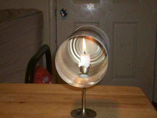 Very Simple Emergency Lantern