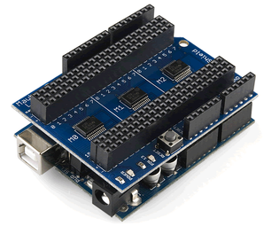 Arduino Mayhew Mux Shield - Cable Connections Solutions (techshop)