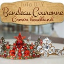 { CROWN HEADBAND }