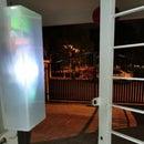 Hands-free Arduino Lamp (Nature Inspired)