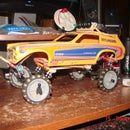 Knex station wagon