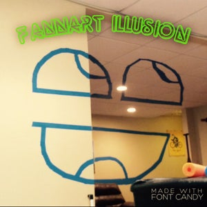 Fannart Illusion!