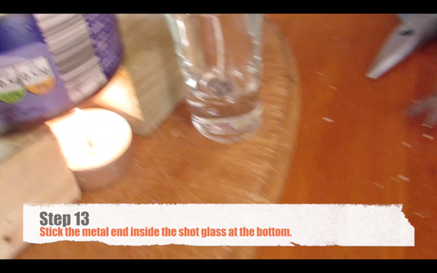 Sticking Your Wick to It