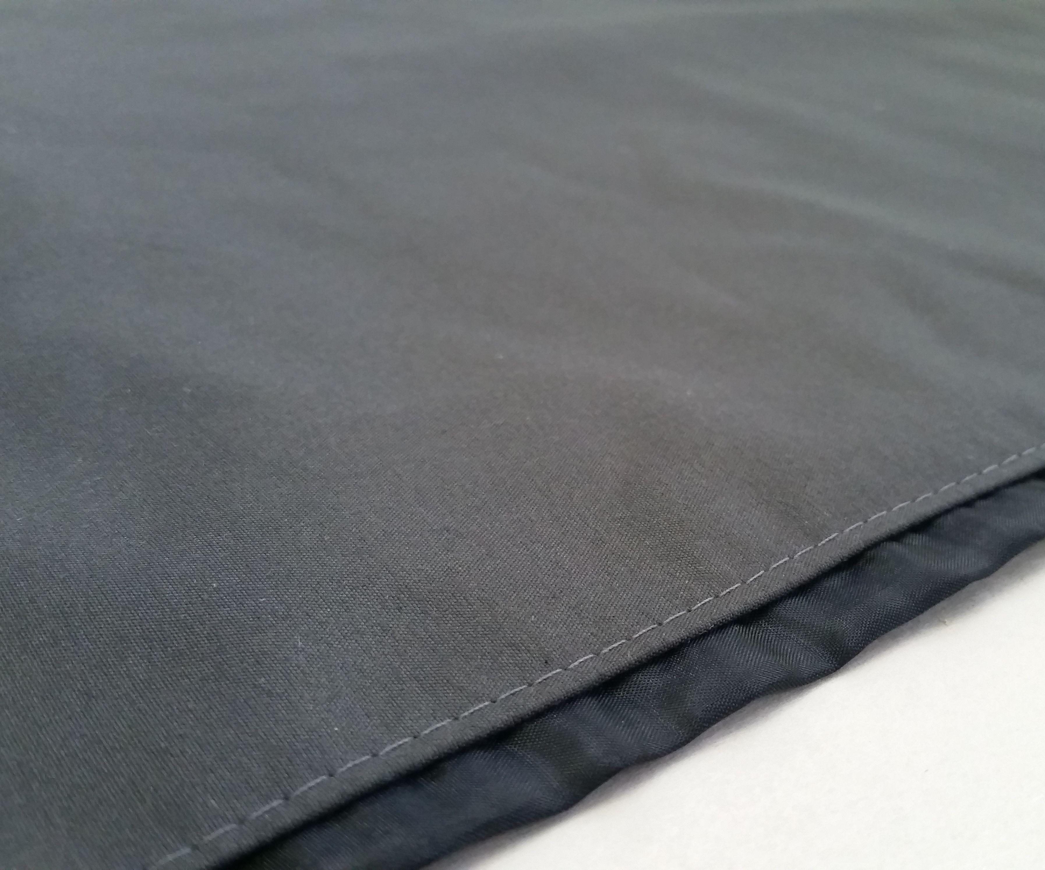 DIY Radiant Blockout Curtains for Stealth Camper Van Conversion