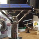 Stepper Motor + Arduino + Solar Tracker (EV)