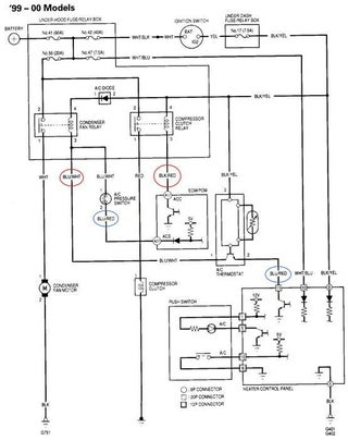 Wiring My Car Air Conditioner For, Auto Aircon Wiring Diagram