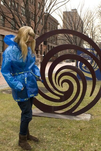 Make an Ikea Raincoat