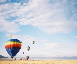 How to Crew for a Hot Air Balloon