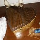 Heart Shaped Jewellery Box