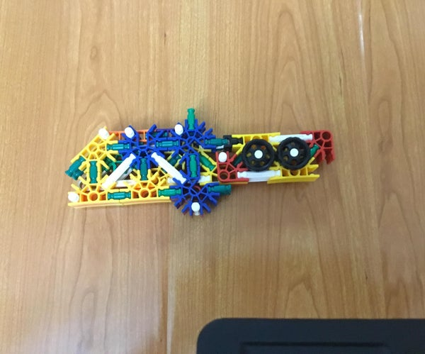 Knex Knife Sheath Update With Instructions