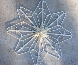 Hanger Snowflake