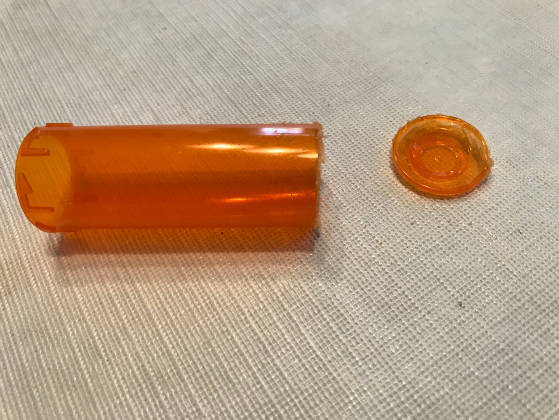 Cut Open the Pill Bottles
