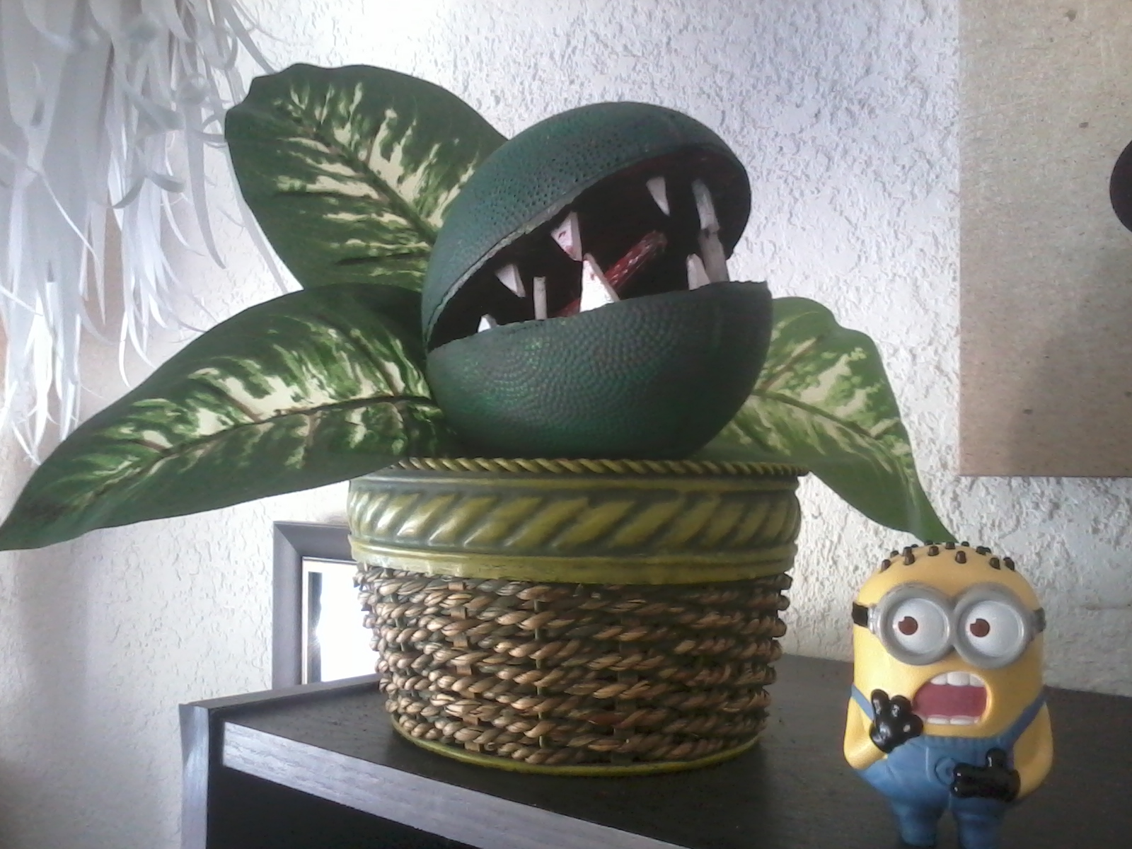 Easy Audrey II from Little Shop of Horrors