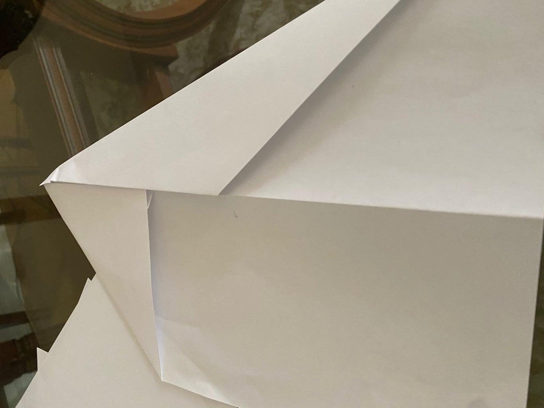 Step:4 Fold the Corner Again Like This