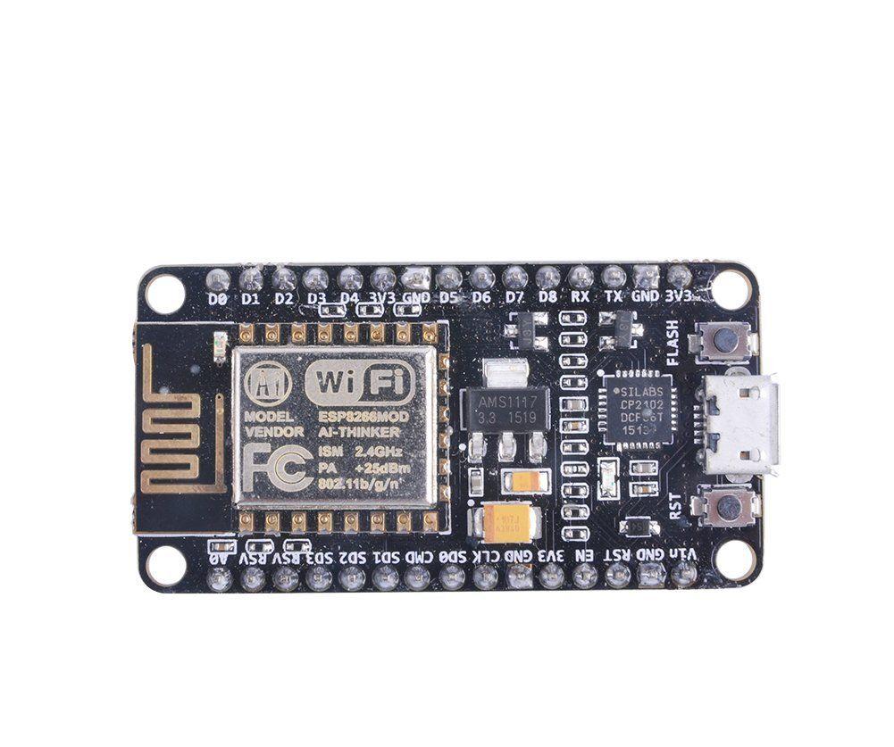 How to flash NodeMCU firmware in ESP8266