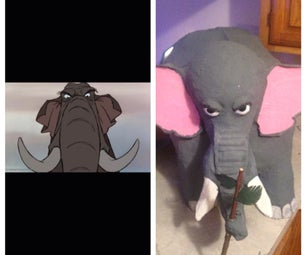 """""""Colonel Hathi """" the Jungle Book Inspired"""
