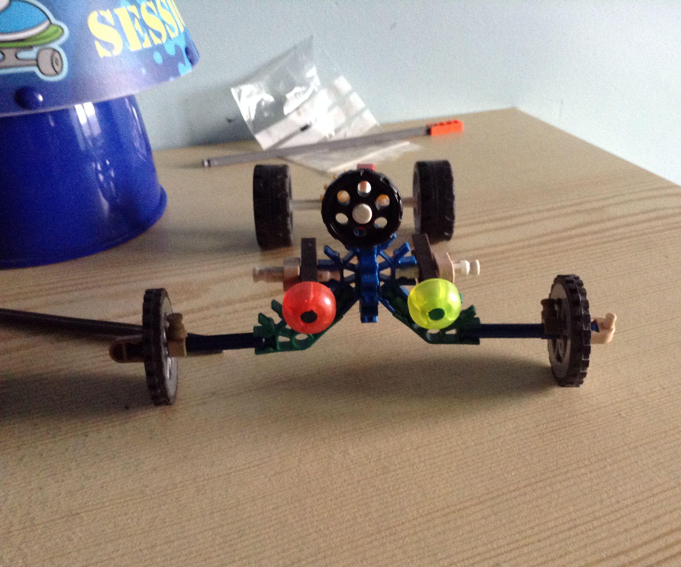 knex car transformer v1
