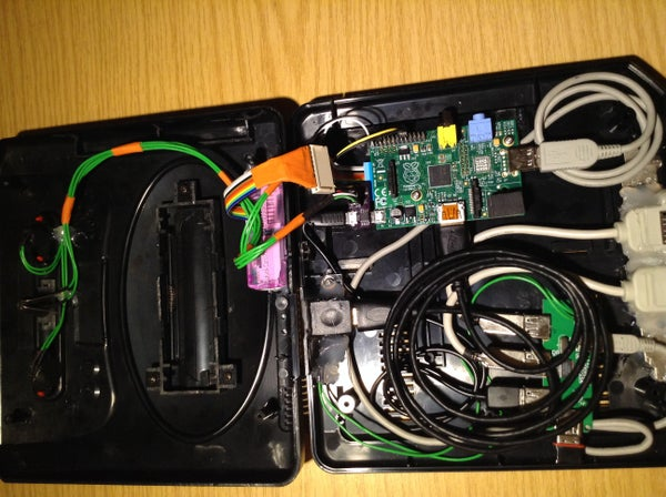 Mega Drive Pi