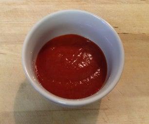 Extra Hot Sriracha Sauce (Mme Jeanette)