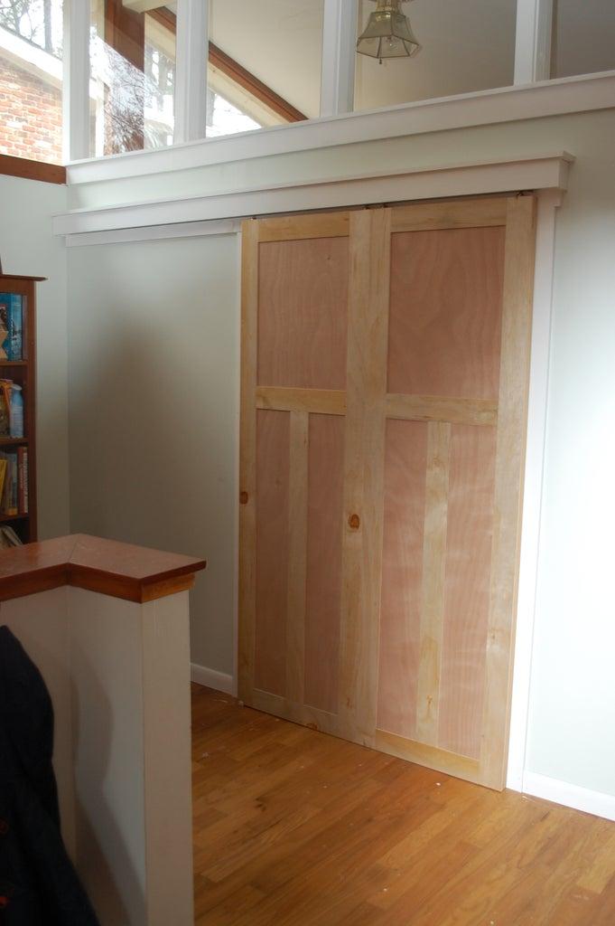 Finishing Door #1