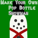 Pop Bottle Snowman