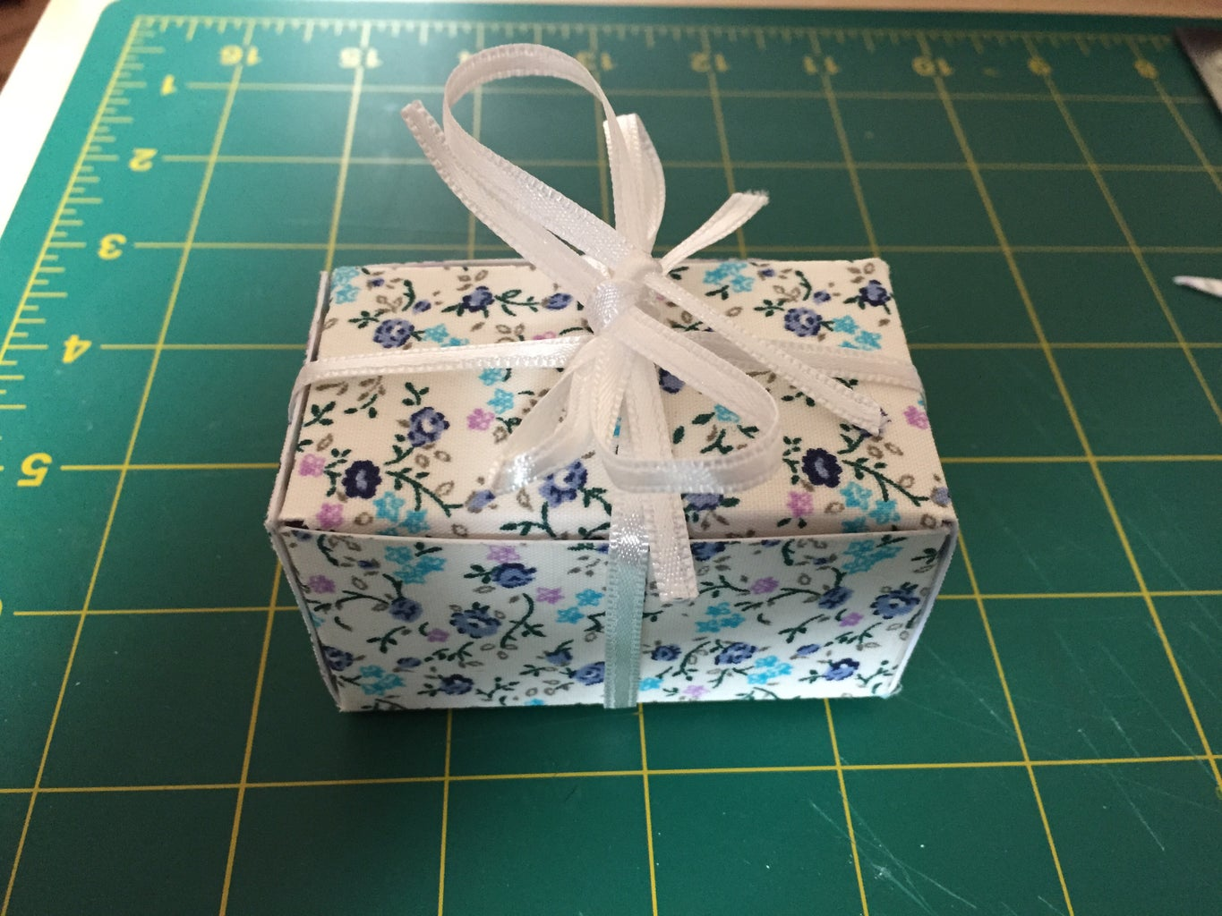 The Finished Box