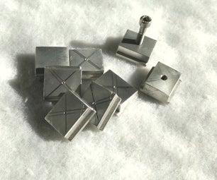 Hand Made Aluminium T-Nuts