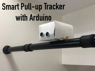 A Smart Pull-up Bar With Arduino