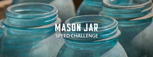 Mason Jar Speed Challenge