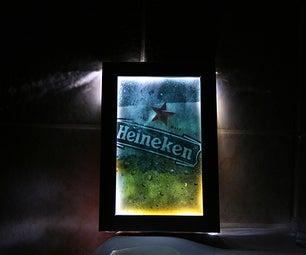 LED Photo Frame