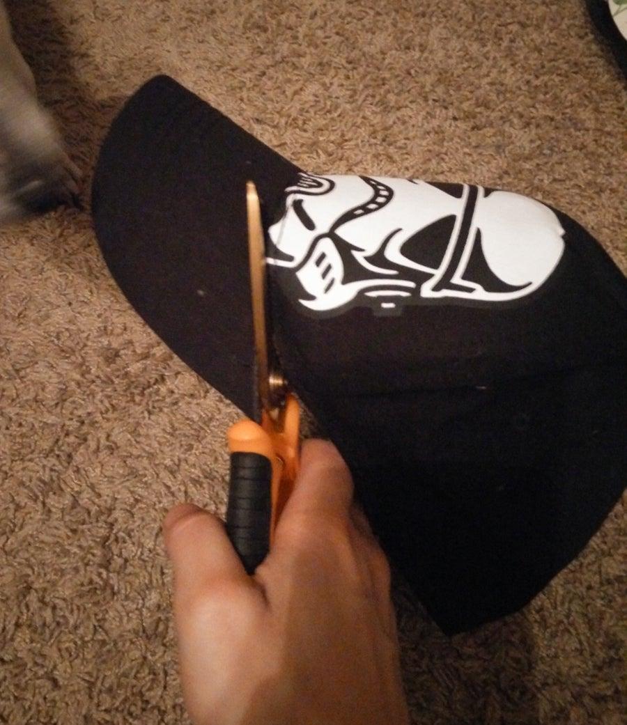 Mask - Shaping and Finishing