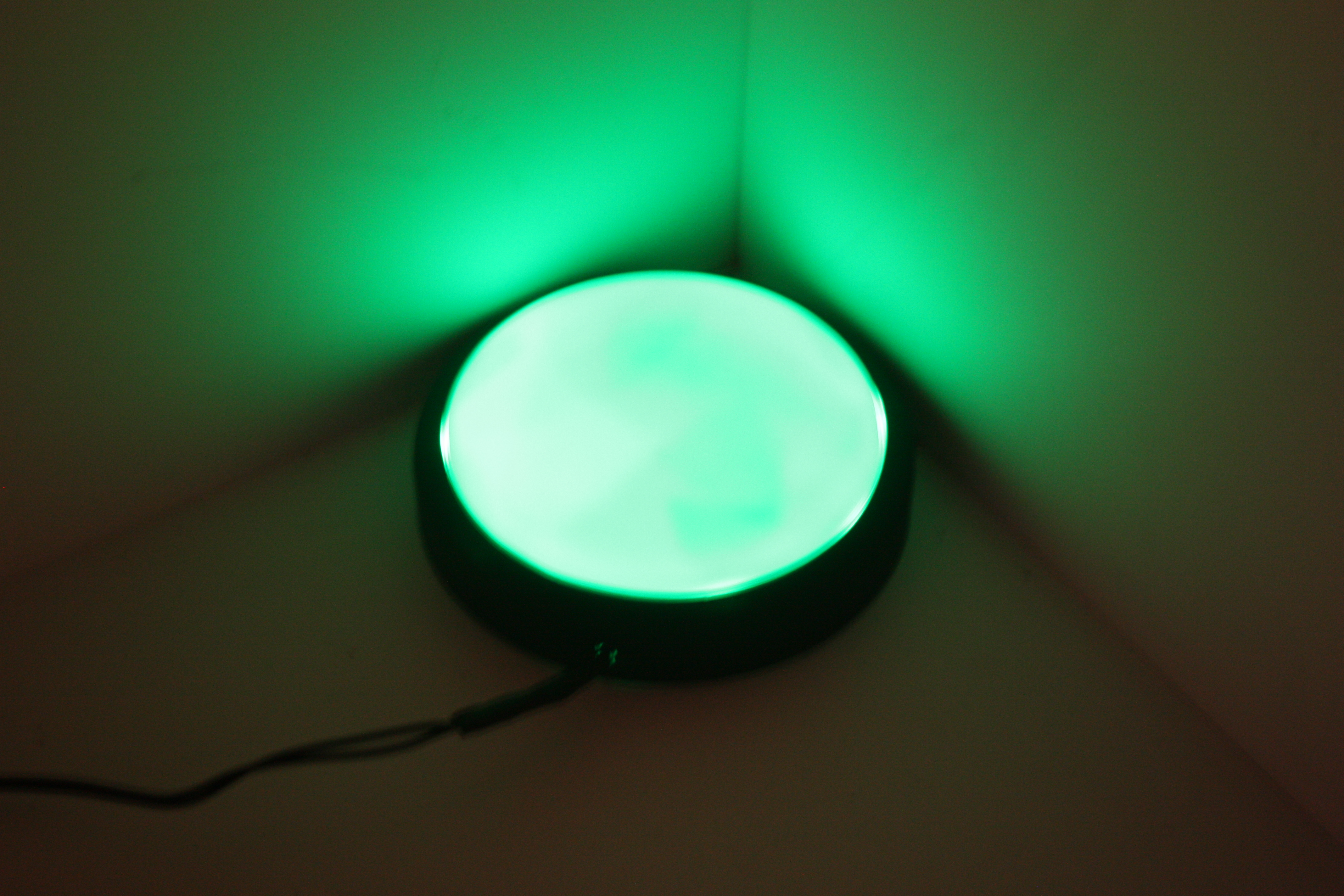cheap color changing lamp w/remote