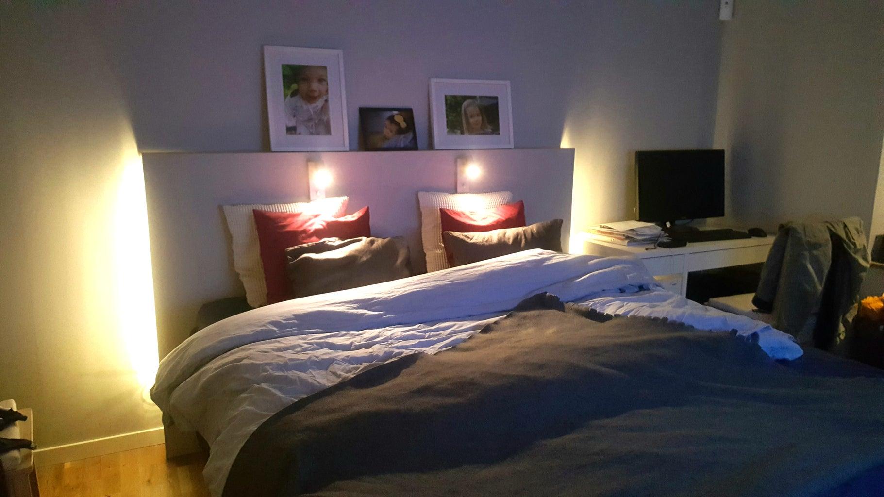 Bed Spotlights