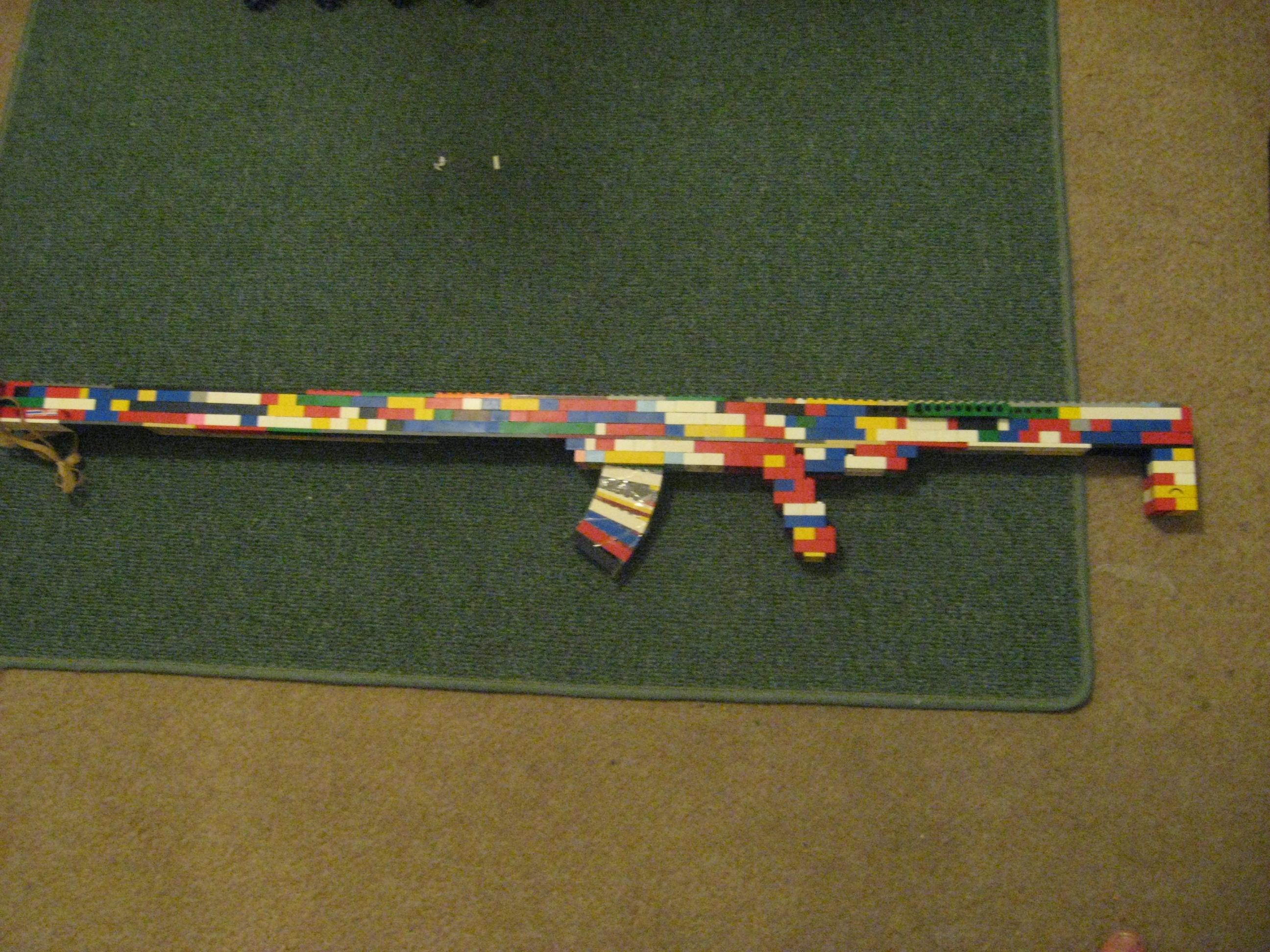Ultimatum Lego Sniper