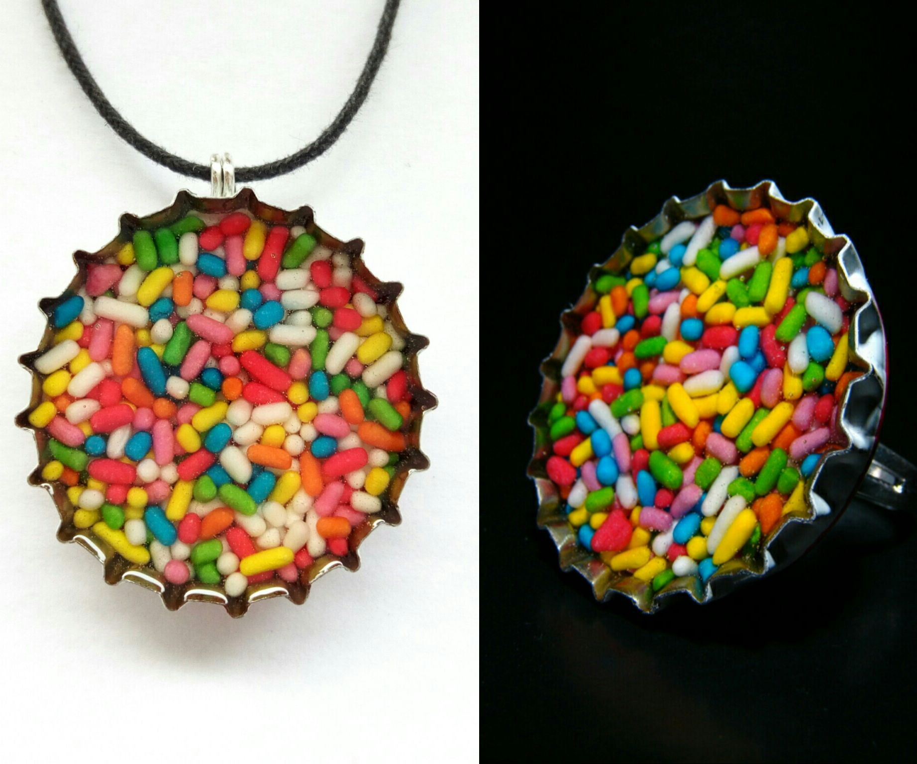 Sprinkles Ring/Pendant