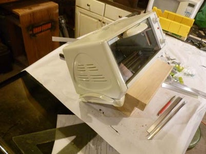 Build a Toaster Oven Mini-Vacuum Former