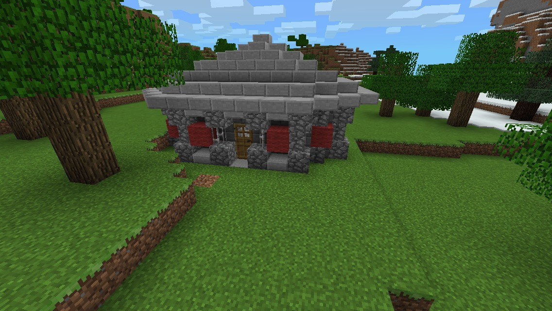 How To Build A Cool Minecraft House