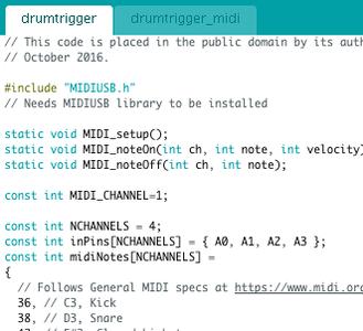 Update - Using MIDI Over USB