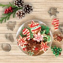 Make COOKIES and Your Own CHRISTMAS CUTTERS