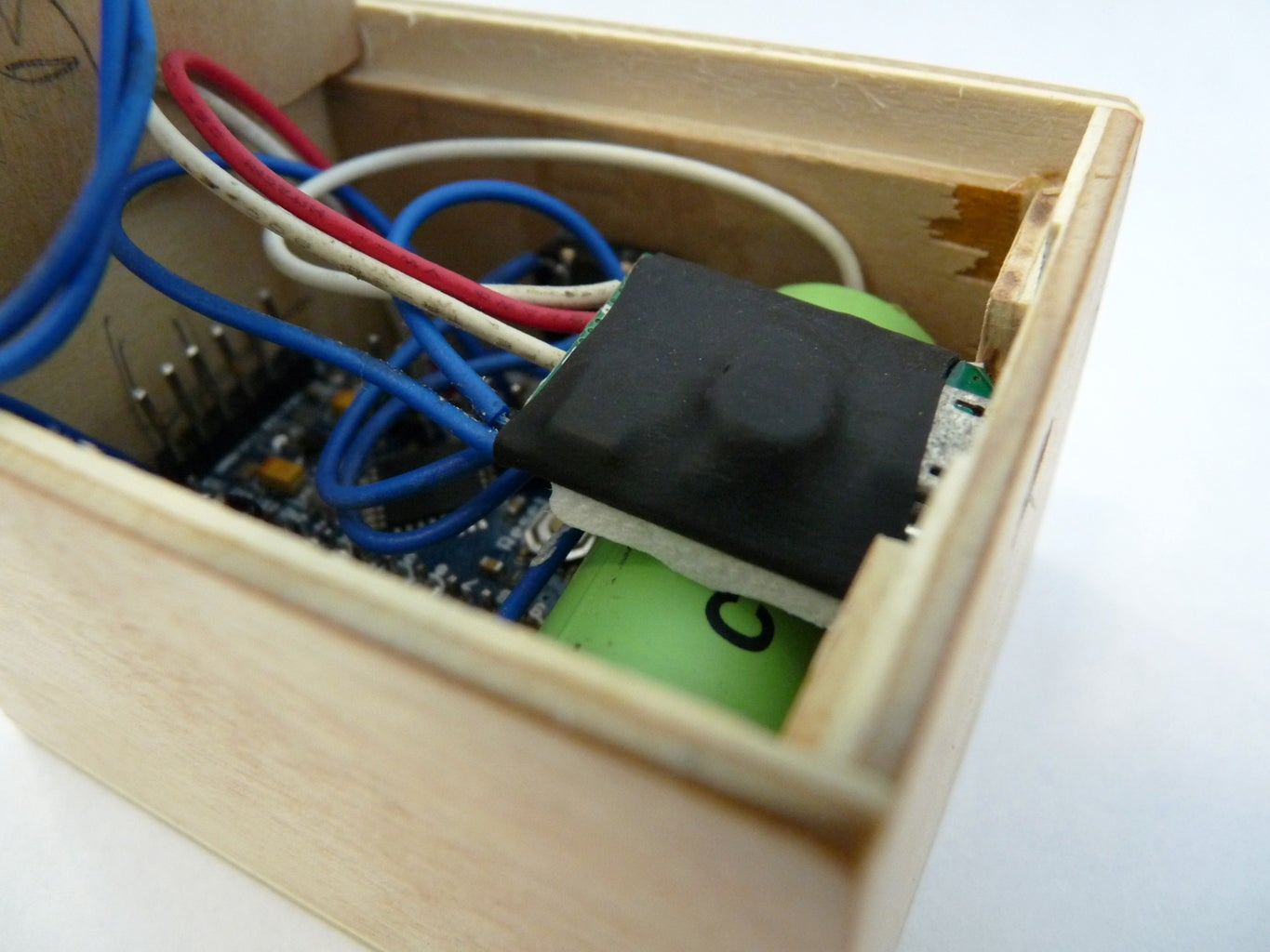 Fit the Components in the Enclosure