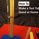 Fun + Educational: How to Make a Test Tube Stand at Home?
