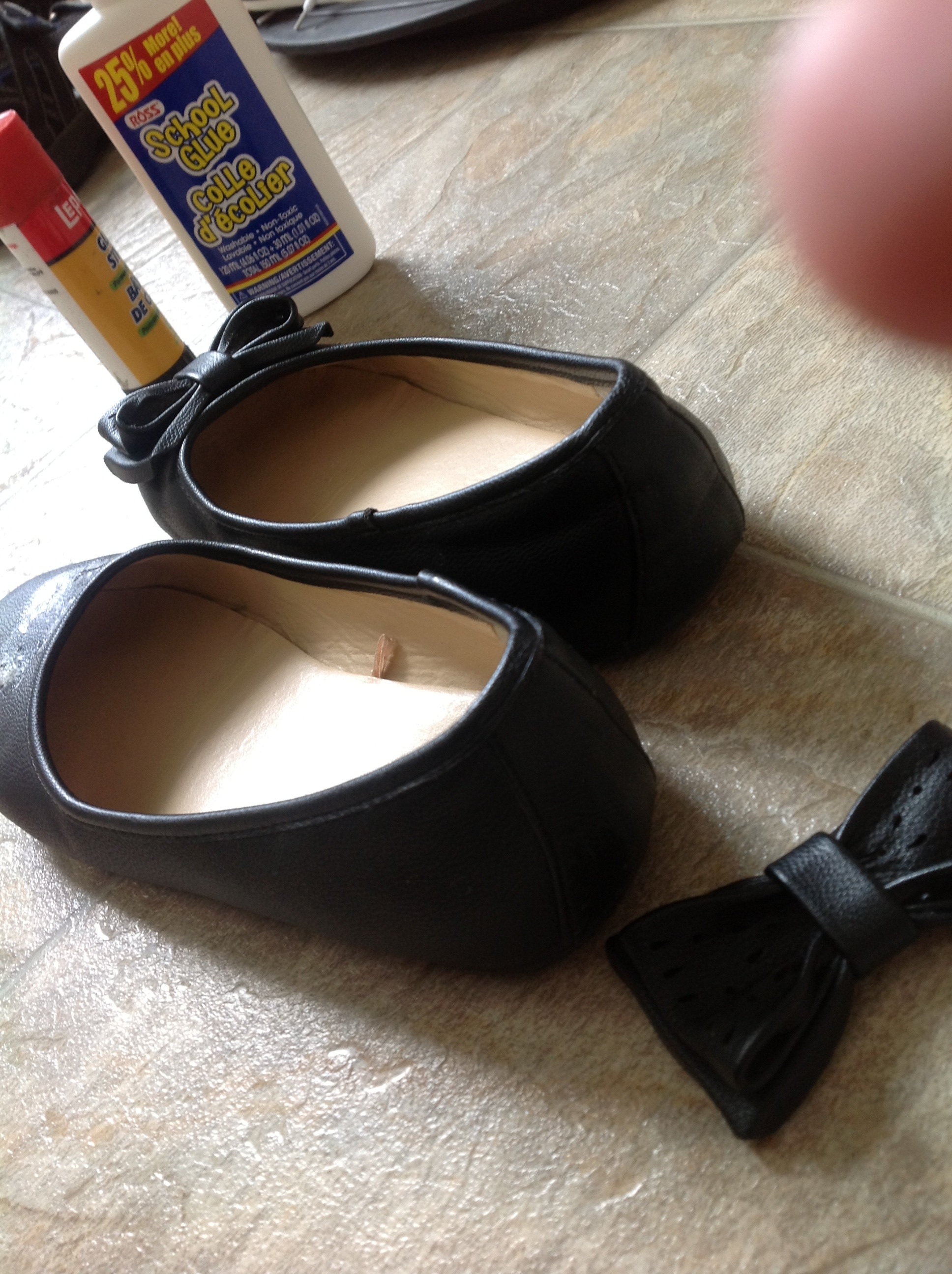 How To Fix A Bow On Your Shoe!